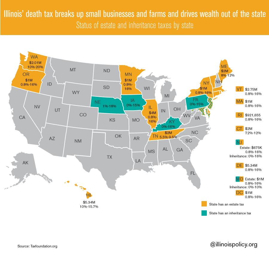 death-tax-map