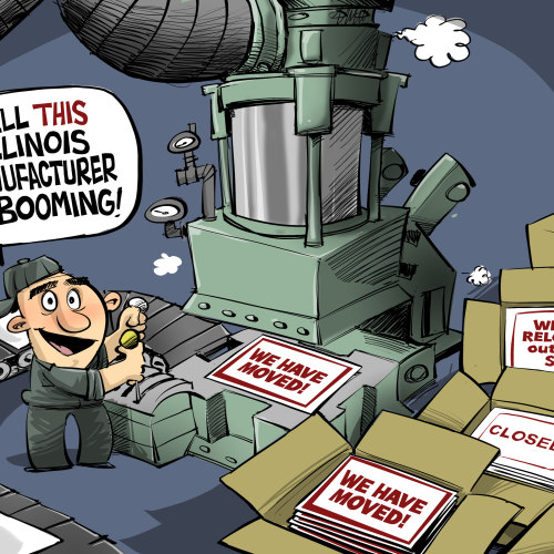 Illinois manufacturing