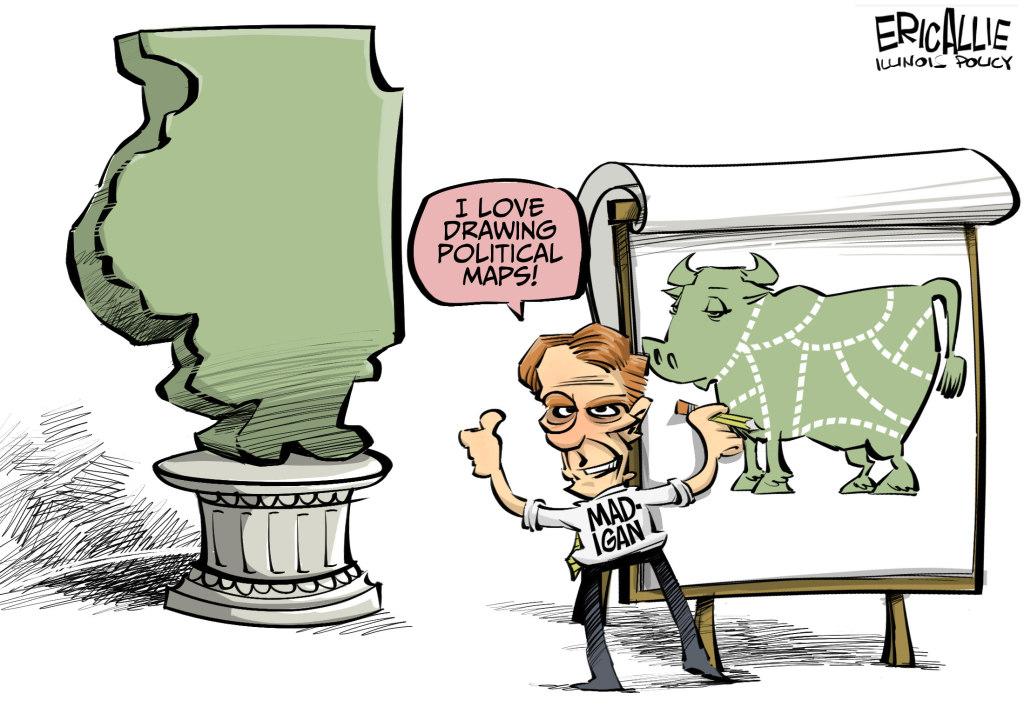 Illinois House Speaker Michael Madigan Fair Maps